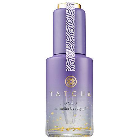 Tatcha Gold Camellia Beauty Oil 1 oz