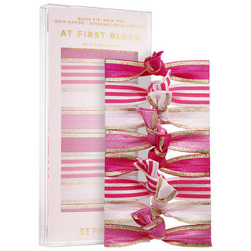 SEPHORA COLLECTION Quick Fix: Hair Ties At First Blush
