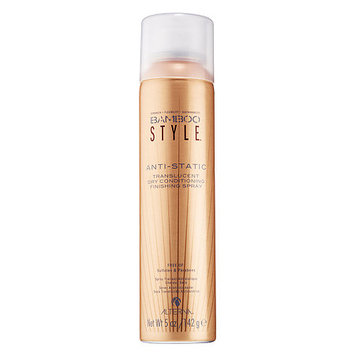 ALTERNA Haircare Bamboo Style Anti-Static Translucent Dry Conditioning Finishing Spray