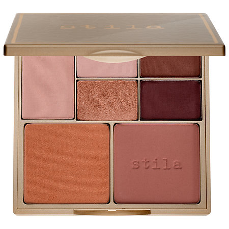 stila 'perfect me, perfect hue' eye & cheek palette - Medium/tan