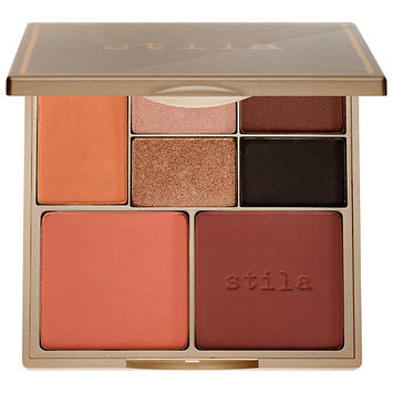 stila 'perfect me, perfect hue' eye & cheek palette - Tan/deep