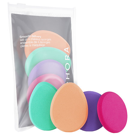 SEPHORA COLLECTION Smooth Delivery Makeup Sponges
