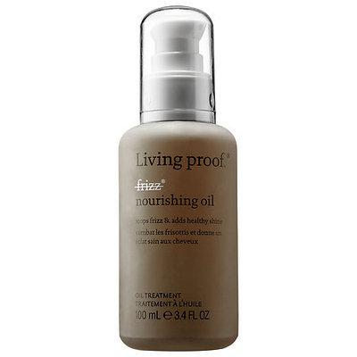 Living Proof No Frizz Nourishing Oil 3.4 oz