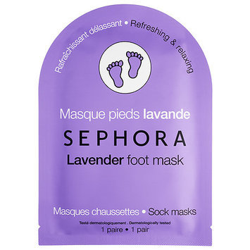 SEPHORA COLLECTION Foot Mask Lavender - refreshing & relaxing
