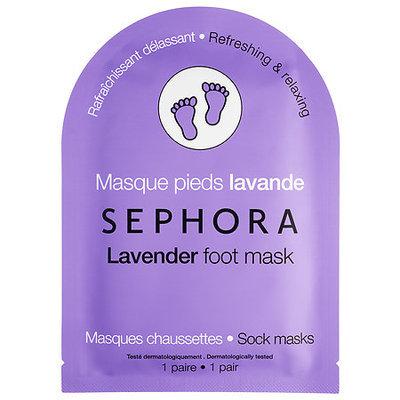 SEPHORA COLLECTION Foot Mask Lavendar 1 pair