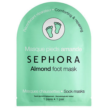 SEPHORA COLLECTION Foot Mask Almond 1 pair