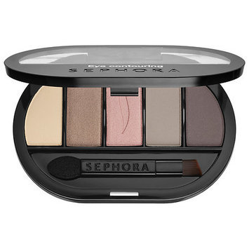 SEPHORA COLLECTION Colorful 5 Eye Contouring Palette Light 0.17 oz