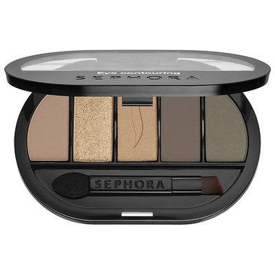 SEPHORA COLLECTION Colorful 5 Eye Contouring Palette Tan 0.17 oz