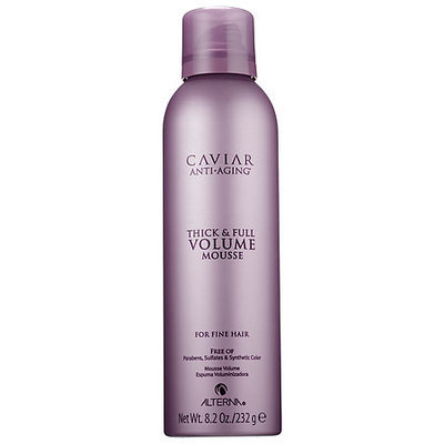 ALTERNA Haircare CAVIAR Anti-Aging Thick & Full Volume Mousse 8.2 oz