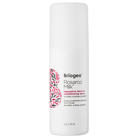 Briogeo Rosarco Milk Reparative Leave-In Conditioning Spray