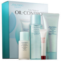 Shiseido Pureness Easy Steps To Oil-control