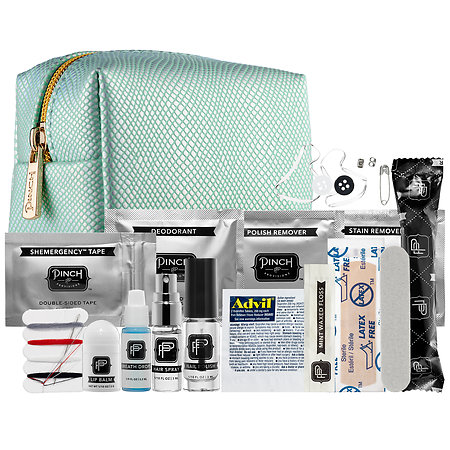 Pinch Provisions Minimergency Kit For Her - Slither Seafoam