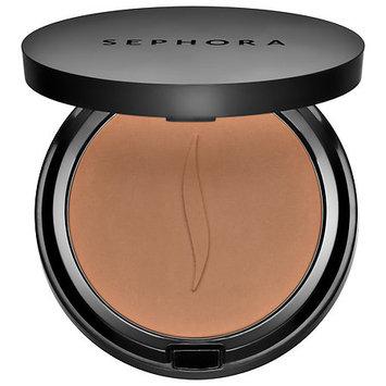 SEPHORA COLLECTION Matte Perfection Powder Foundation 40 Peach Tan 0.264 oz