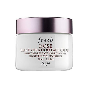 Fresh Rose Deep Hydration Face Cream 1.6 oz