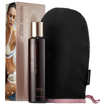 Josie Maran Argan Liquid Gold Self-Tanning Oil Tahitian Vanilla 4.3 oz