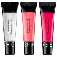 SEPHORA COLLECTION Super Glossy: Set of 3 Glossy Gloss To Go 3 x 0.26 oz
