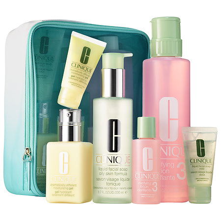Clinique Great Everywhere Set for Oilier Skin