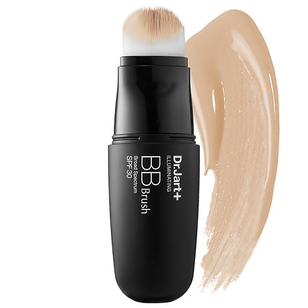 Dr. Jart+ Illuminating BB Brush Broad Spectrum SPF 30 light to medium beige with neutral undertones
