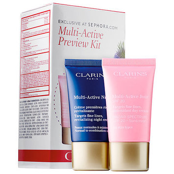 Clarins Multi-Active Preview Kit