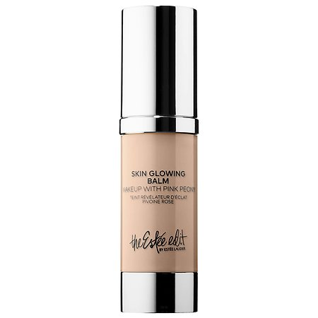 The Estée Edit by Estée Lauder Skin Glowing Balm Makeup with Pink Peony