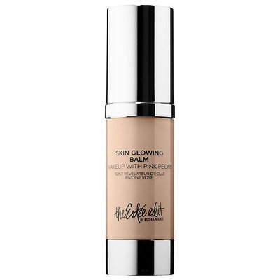 The Estée Edit by Estée Lauder Skin Glowing Balm Makeup with Pink Peony