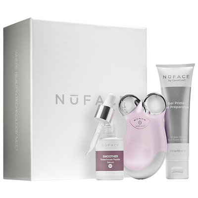 NuFACE Mini Facial Toning Device Pink