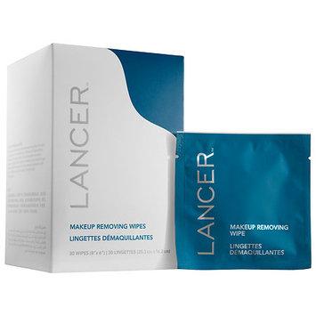 Lancer Makeup Removing Wipes