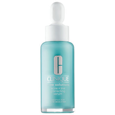 Clinique Acne Solutions Acne + Line Correcting Serum 1 oz