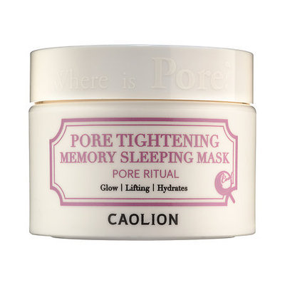 Caolion Pore Tightening Memory Sleeping Mask 1.7 oz