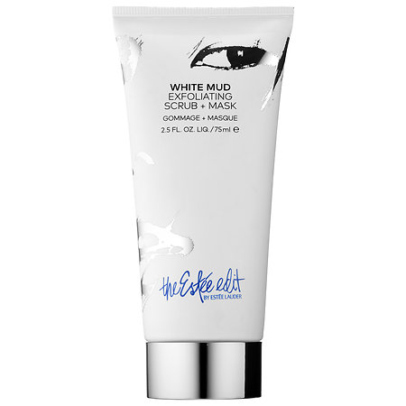 The Estée Edit by Estée Lauder White Mud Exfoliating Scrub + Mask 2.5 oz