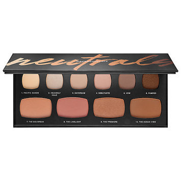bareMinerals The Neutral Attraction™ Ready® Eye & Face Palette