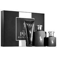 Ralph Lauren The World of Polo Black Gift Set