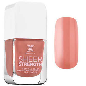Formula X Sheer Strength - Treatment Nail Polish