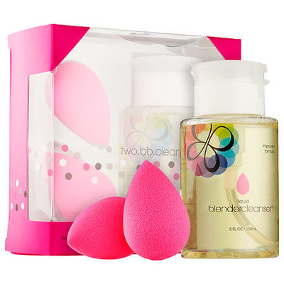 beautyblender Two. BB. Clean