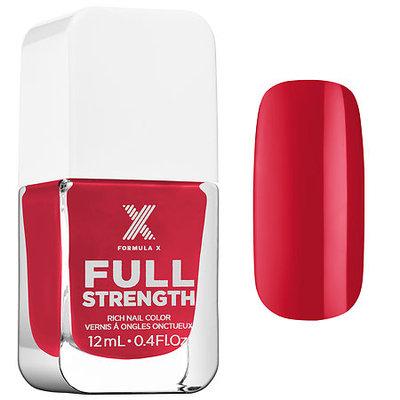 Formula X Full Strength - Treatment Nail Polish Turnt Up 0.4 oz