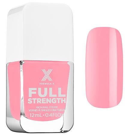 Formula X Full Strength - Treatment Nail Polish Pink Prowess 0.4 oz