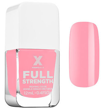 Formula X Full Strength - Treatment Nail Polish Pink Prowess 0.4 oz