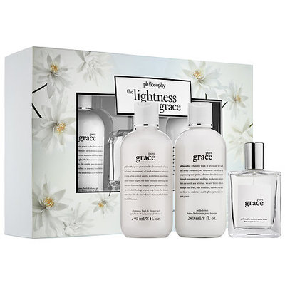 philosophy Pure Grace Eau de Toilette Layering Set