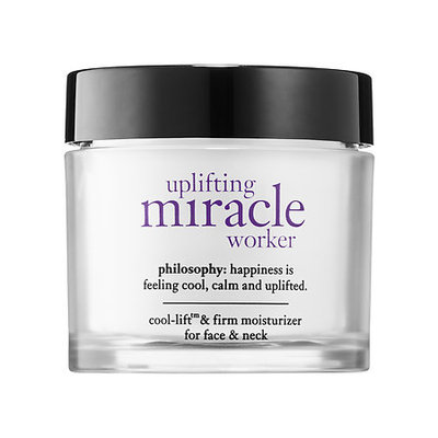 philosophy Uplifting Miracle Worker Moisturizer 2 oz