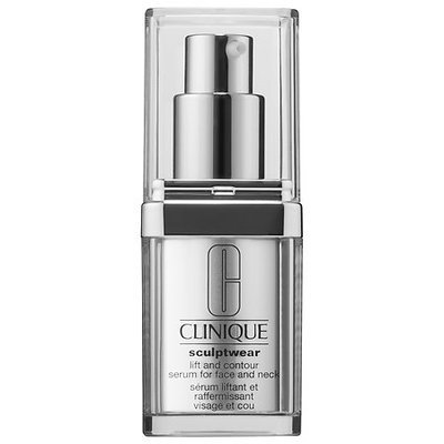 Clinique Sculptwear Lift and Contour Serum for Face and Neck 0.5 oz