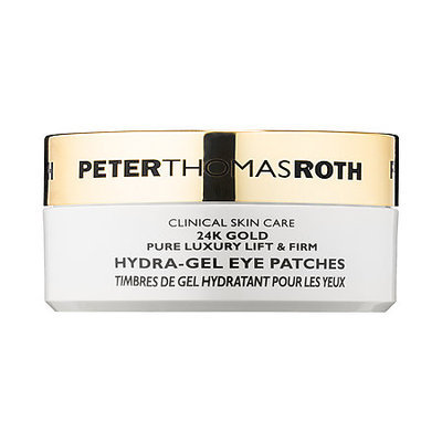 Peter Thomas Roth 24K Gold Pure Luxury Lift and Firm Hydragel Eye Patches 60 ct