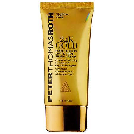 Peter Thomas Roth 24K Gold Pure Luxury Lift & Firm Prism Cream 1.7 oz