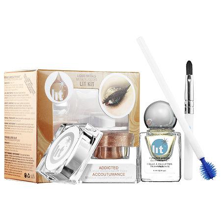 Lit Cosmetics Liquid Metals Lit Kit