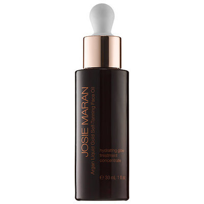 Josie Maran Argan Liquid Gold Self-Tanning Face Oil 1 oz