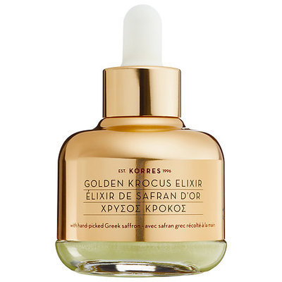 KORRES Golden Krocus Ageless Saffron Elixir Serum 1.01 oz