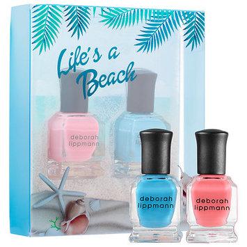 Formula X Life's A Beach Nail Lacquer Set 2 x 0.27 oz