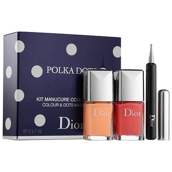 Dior Polka Dots Colour & Dots Manicure Kit