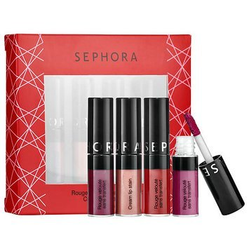 SEPHORA COLLECTION Mini Cream Lip Stain Set