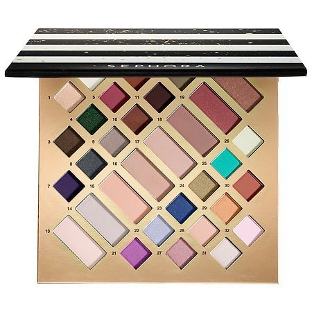 SEPHORA COLLECTION More Than Meets The Eye Eyeshadow Palette