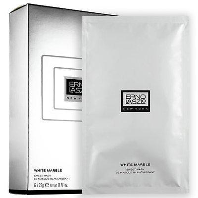 Erno Laszlo White Marble Sheet Mask 6 sheets